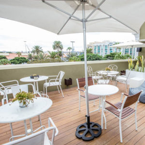 Terraza - Bed & Chic