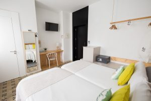 habitacion estandar bed and chic hotel