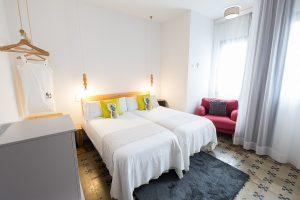 habitacion estandar bed and chic hotel